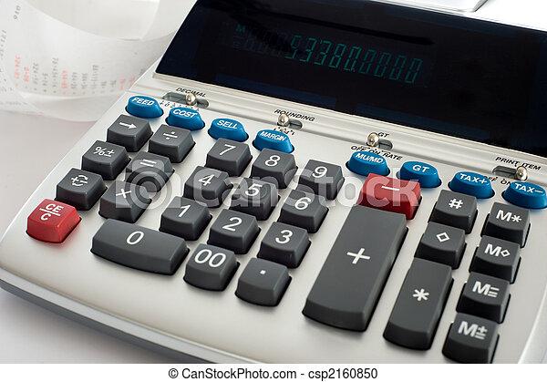 Adding Machine - csp2160850