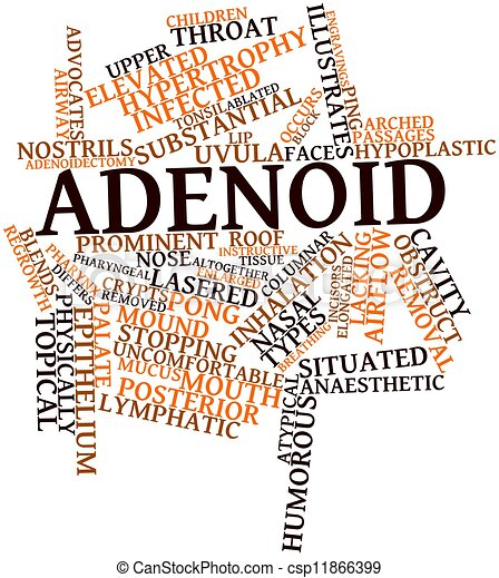 Adenoid - csp11866399