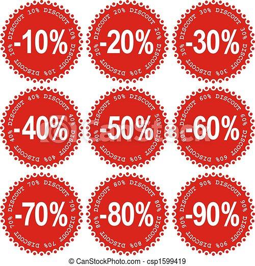 adesivi, vendita - csp1599419