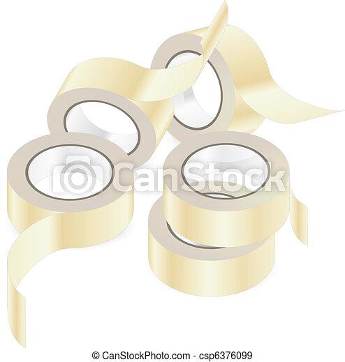 Adhesive tape - csp6376099