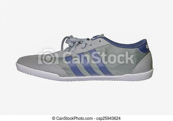 Adidas Neo Label isolated on white background