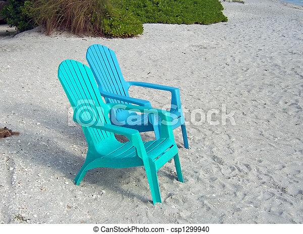Adirondack Beach Chairs   Csp1299940