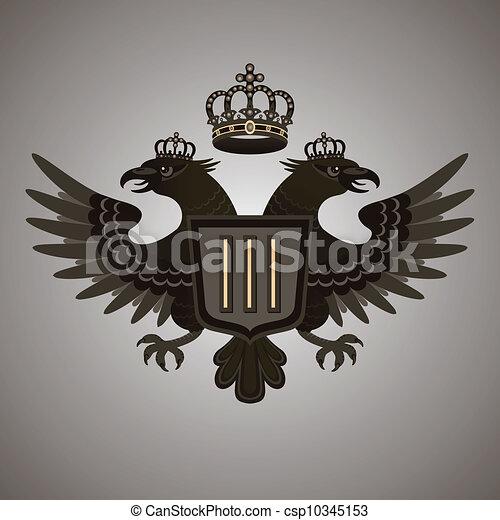 adler, emblem - csp10345153