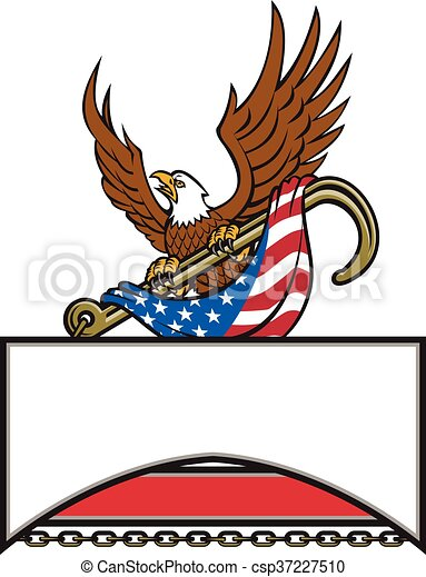 Amerikanischer Haken