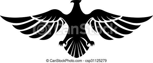 Adlersymbol - csp31125279