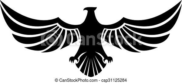 adler, symbol - csp31125284