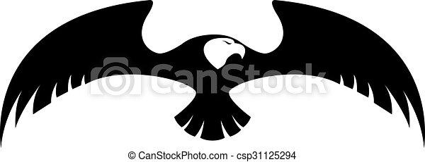adler, symbol - csp31125294