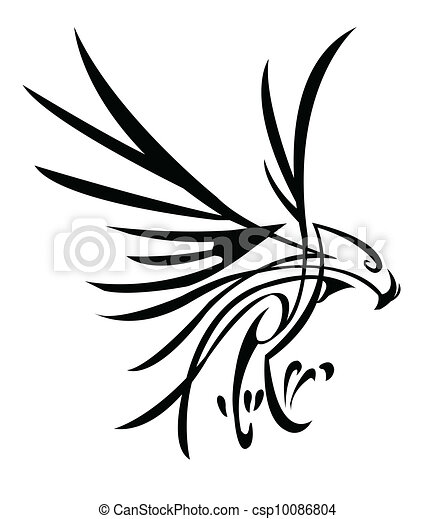 Adler-Tattoo - csp10086804
