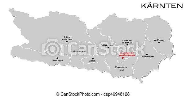 Map of Carinthia   Austria Guide with Carinthia Map in addition Map Carinthia Austria Stock Vector  Royalty Free  426494080 additionally Carinthia   Austria PowerPoint Map Slides   Carinthia   Austria Map in addition Map Of Austria With The Provinces  Carinthia Is Highlighted By together with Map of Austria  Carinthia highlighted  Купить фото № 9563944 further General Information   Nationalparks Austria also States of Austria   Wikipedia also Austria Facts  Culture  Recipes  Language  Government  Eating likewise Austria Map PowerPoint Map Slides   Austria Map Map PPT Slides also Map Austria Carinthia Stock Illustration 415328146   Shutterstock further Map Of Carinthia  Austria  3d Stock Photo  Picture And Royalty Free as well  besides CARINTHIA STATE of AUSTRIA antique map from 1895   Etsy besides  also Austria   Facts  People  and Points of Interest   Britannica additionally Free Images   SnappyGoat    bestof Austria Hungary map with legend. on where is carinthia austria on a map