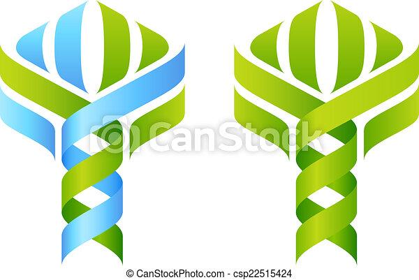 adn, árvore - csp22515424