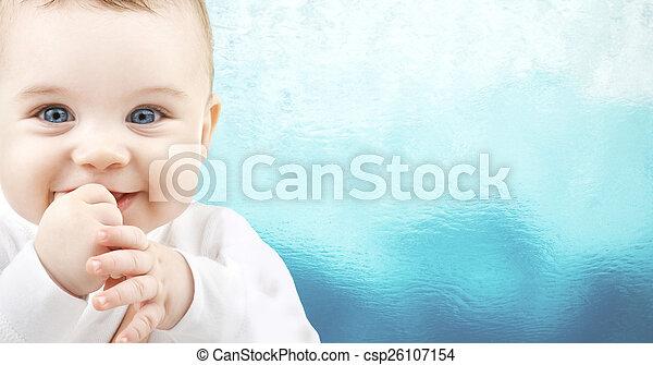 adorable baby - csp26107154
