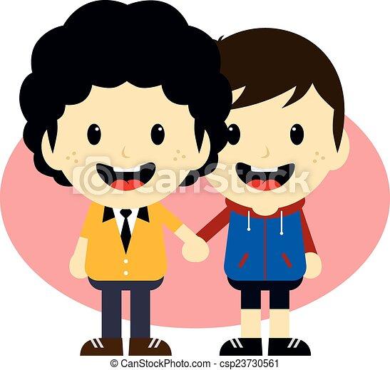cartoon drawings Gay