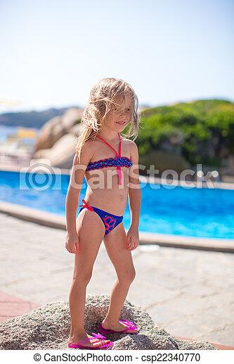 Remarkable, litle bikini young girls