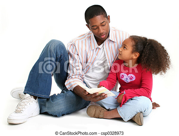 adoration, famille - csp0328973