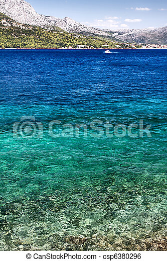 Adriatic Sea - csp6380296