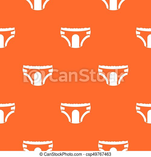 Adult diapers pattern seamless - csp49767463