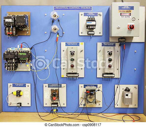 Adult Ed - Industrial Control Trainer - csp0908117