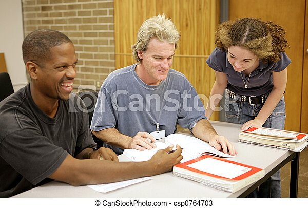 Adult Ed - Student Diversity - csp0764703
