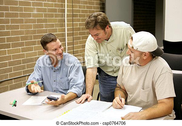 Adult Ed - Teamwork - csp0764706