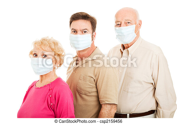 Adult Family - Flu Protection - csp2159456