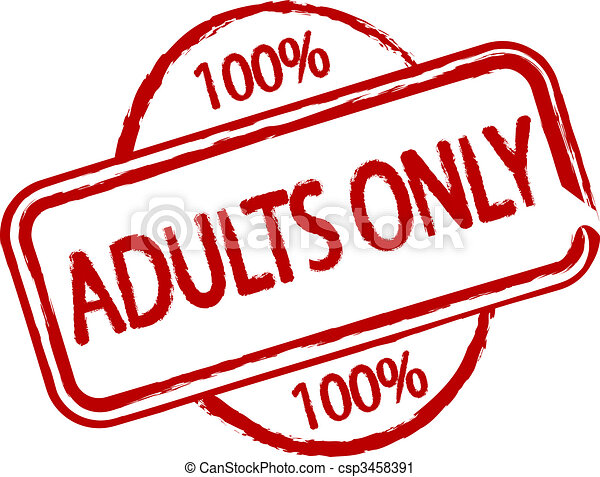 an illustrated stamp that says adults only all on white clipart rh canstockphoto com clipart stock stock clip art free