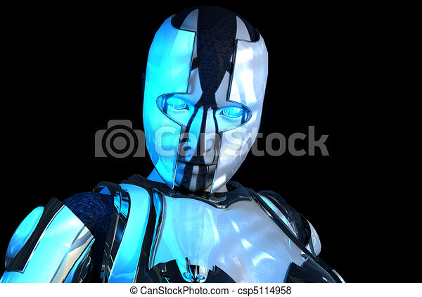 advanced cyborg soldier - csp5114958