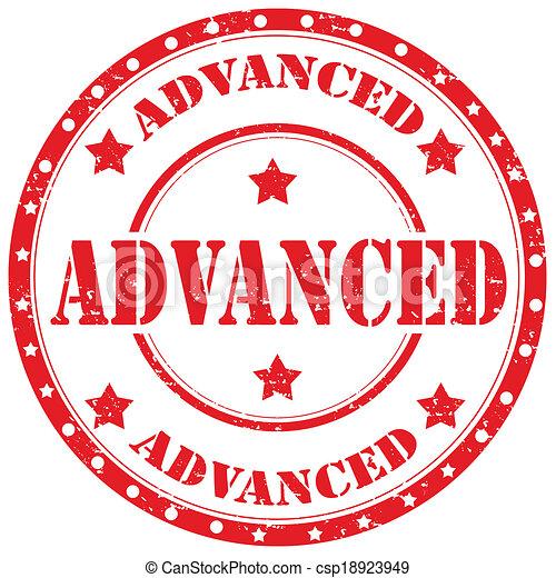 Señal avanzada - csp18923949