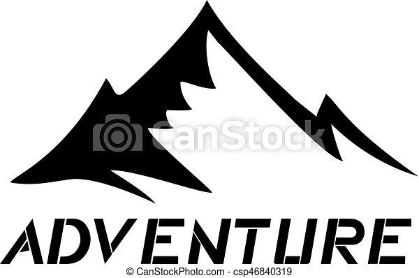adventure icon - csp46840319