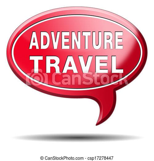 Safari Clipart Adventure Travel - Logo - Png Download (#969667) - PinClipart