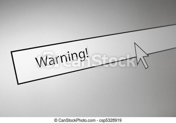 Advertencia - csp5328919
