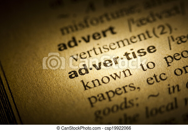 Advertise - csp19922066