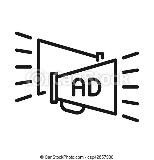 advertising subsmission illustration design vectors search clip rh canstockphoto ca  advertising clip art free