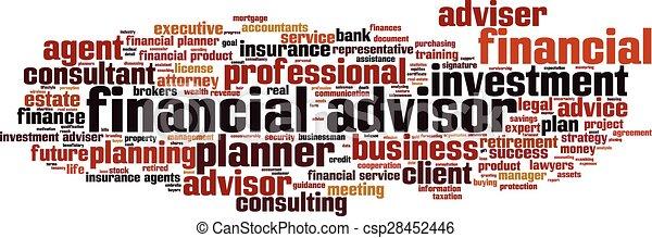 Asesor financiero-horizon - csp28452446