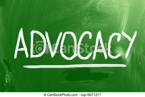 Advocacy - csp16071217