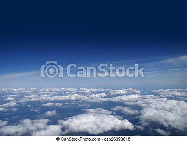 Aerial view - csp26393818