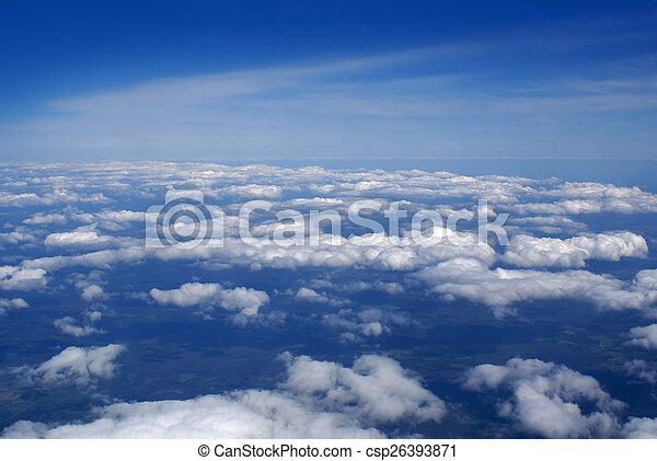 Aerial view - csp26393871