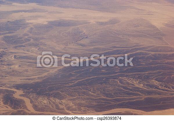 Aerial view - csp26393874