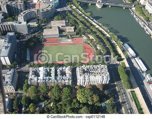Aerial view - csp0112148