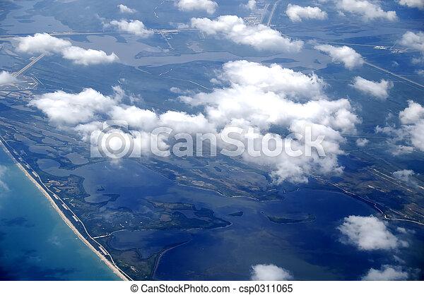 Aerial View - csp0311065
