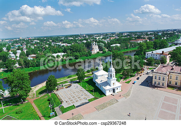Aerial view - csp29367248