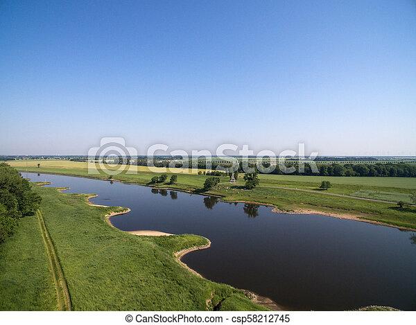 Aerial view - csp58212745