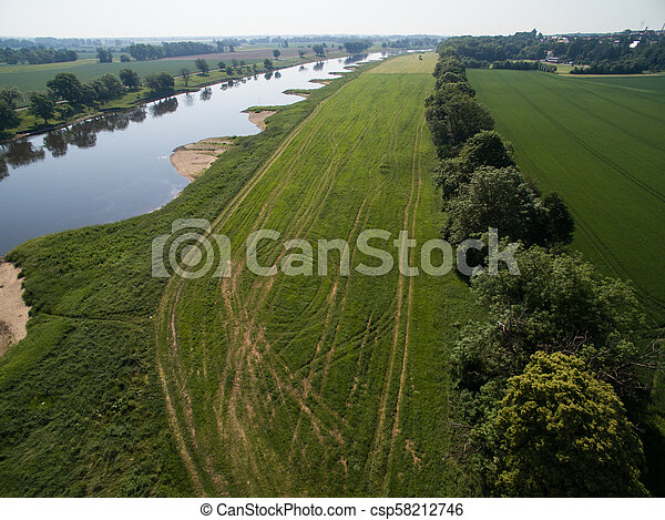 Aerial view - csp58212746