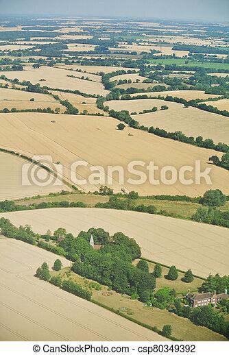 aerial view - csp80349392