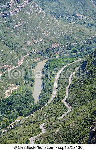 aerial view - csp15732136