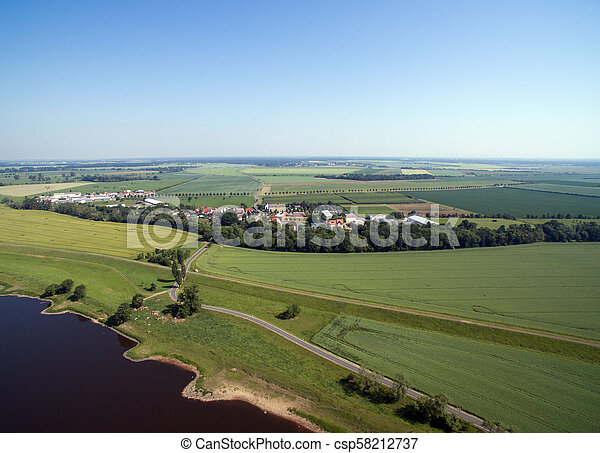 Aerial view - csp58212737