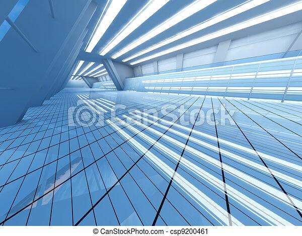 Arquitectura del aeropuerto - csp9200461