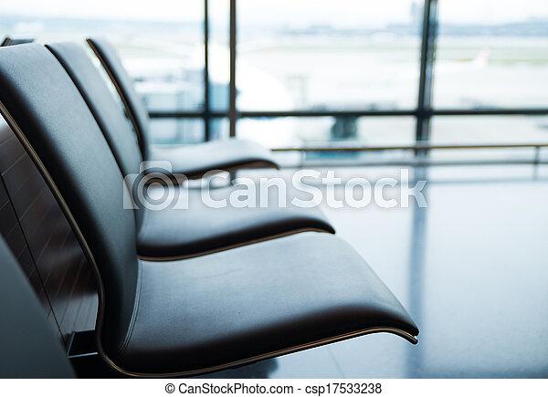 Aeropuerto Internacional - csp17533238