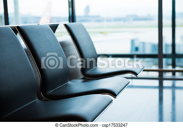 Aeropuerto Internacional - csp17533247