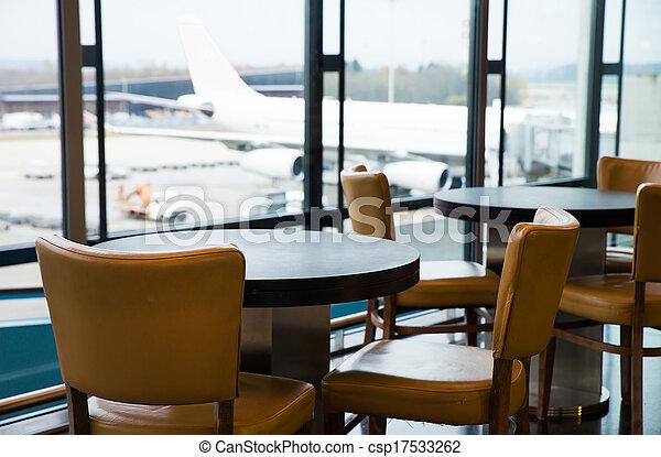 Aeropuerto Internacional - csp17533262
