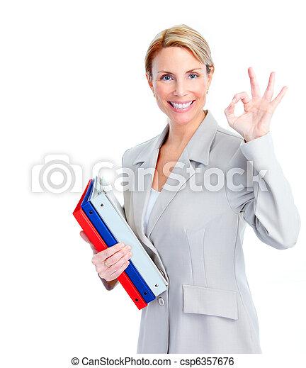 affaires femme - csp6357676